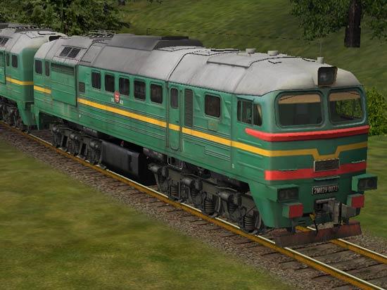 Russian Train Simulator Скачать Торрент - фото 2